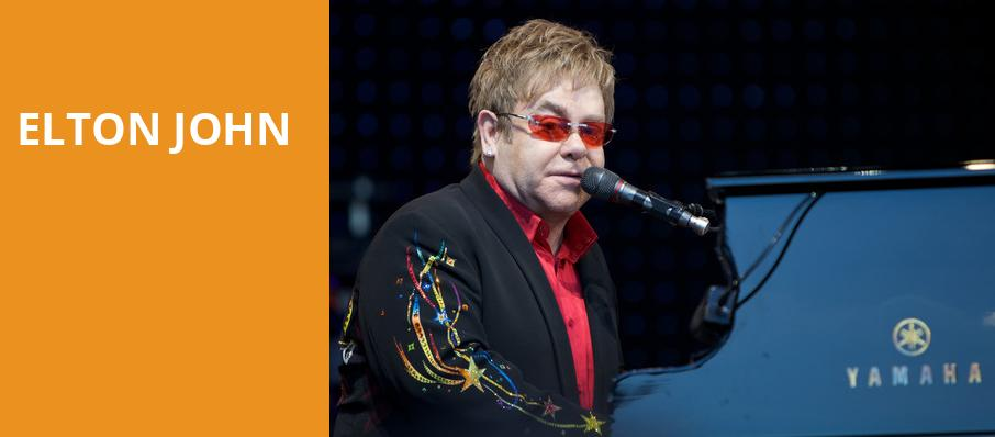 Elton John, KFC Yum Center, Louisville