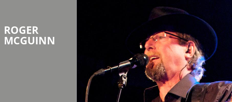 Roger McGuinn, Brown Theatre, Louisville