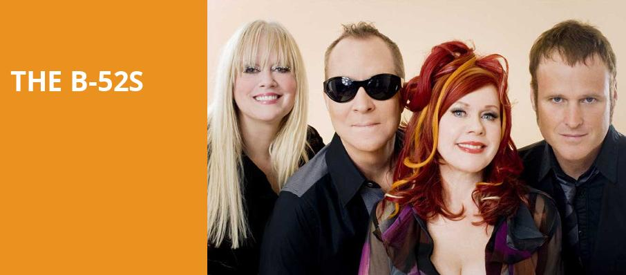 The B 52s, Whitney Hall, Louisville