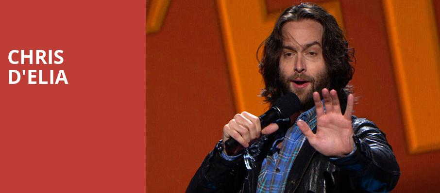 Chris DElia, Brown Theatre, Louisville