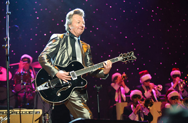 Dates announced for Brian Setzer Orchestra: Christmas Rocks
